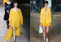 Модное Сочетание Цветов в Одежде Фото
