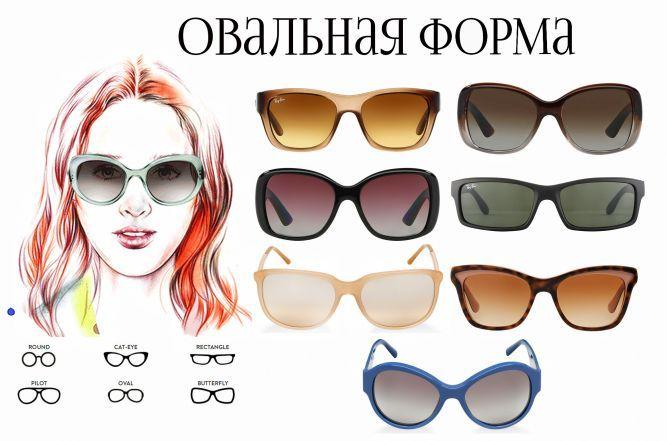 Bagaimana memilih bingkai untuk kacamata untuk mengoreksi visi ... b48d3558ef