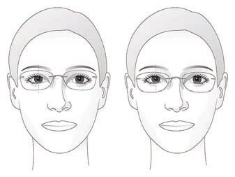... amely megkönnyíti a nézetnek a távolságoktól (a szemüveg felett)  történő átkapcsolását a közelébe (a szemüvegen keresztül). 74b8fdb7a5
