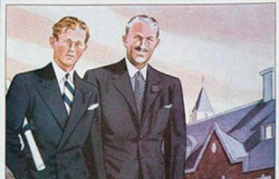 С чем носить мужские белые брюки для делового имиджа