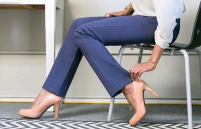 Обувь под синие брюки. С чем носить синие брюки