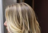 Чем отличается окрашивание волос шатуш от балаяж